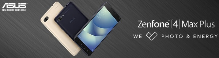 Zenfone 4 Max - ZC554KL