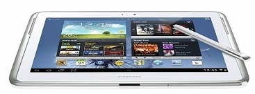 Tablette Galaxy Note
