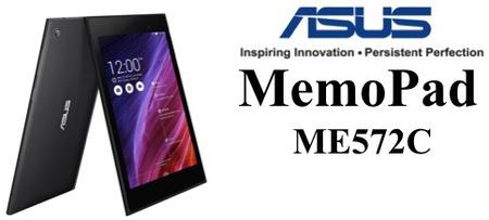 Memo Pad ME572C