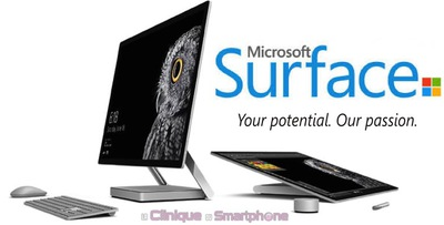 Surface Studio (Nouveauté)