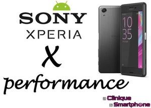 Sony Xperia X Performance (Nouveauté)