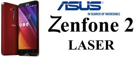 Zenfone 2 Laser - ZE550KL