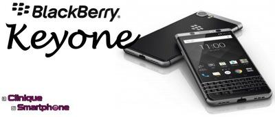 Blackberry Keyone DTEK70 (Nouveauté)