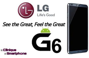 LG G6 (Nouveauté)