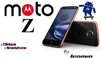 Moto Z (Nouveauté)