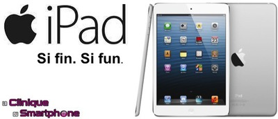 iPad 5 (Nouveauté)