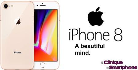 iPhone 8 (Nouveauté)
