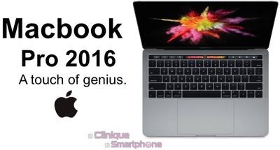 Macbook Pro (Fin 2016)