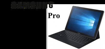 Tablette Galaxy Tab Pro S