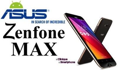Zenfone Max - ZC550KL (Nouveauté)