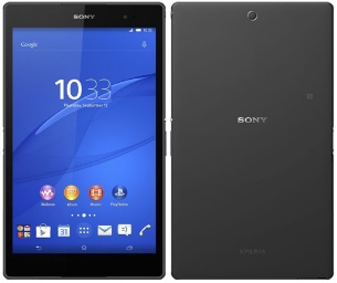 Sony tab Z3 compact