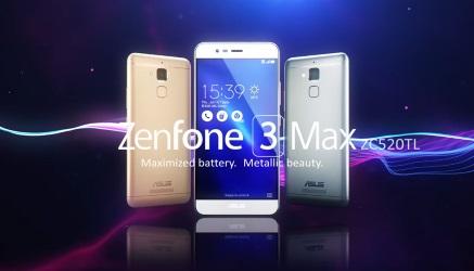 Zenfone 3 Max - ZC520TL