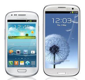 Galaxy S3 mini - I8190