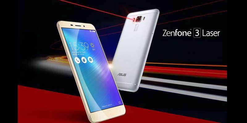 Zenfone 3 Laser - ZC551KL