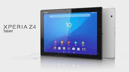 Sony tab  Z4