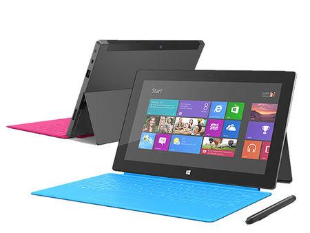 Tablette Microsoft RT