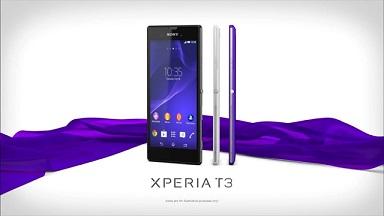 Sony Xperia T3 (M50W)