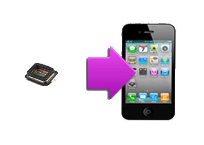 ecouteur interne iphone 4s la clinique du smartphone. Black Bedroom Furniture Sets. Home Design Ideas