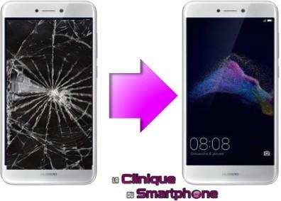 Remplacement Vitre tactile + Ecran LCD Huawei P10 Lite