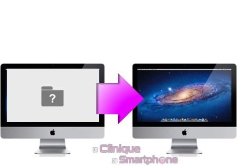 Réinstallation de système pour iMac