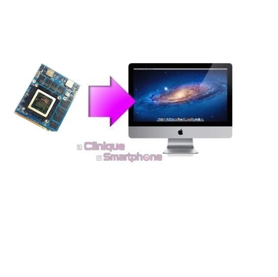"""Remplacement carte graphique iMac 24"""" (A1225)"""