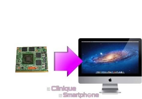 """Remplacement carte graphique iMac 27"""" (A1312)"""