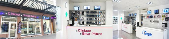 la clinique du smartphone 80 cous vitton 69006 lyon
