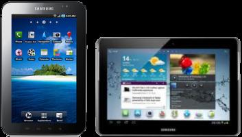 Tabelte Galaxy Tab 1
