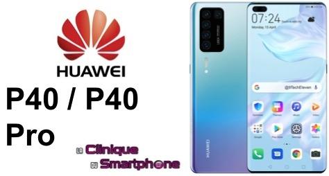 Huawei P40 / P40 Pro / P40 lite / P40 Lite E