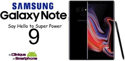 Galaxy Note 9 (N960F)
