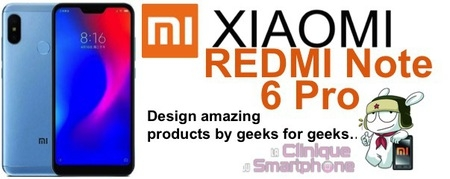 Redmi Note 6 / Note 6 Pro