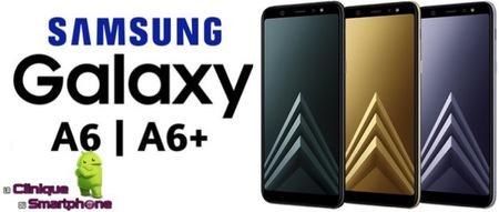 Galaxy A6/A6+