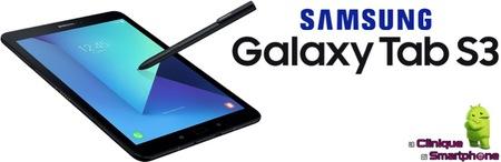 Tablette Galaxy Tab S3 (Nouveauté)