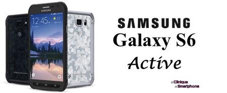 Galaxy S6 Active (Nouveauté)