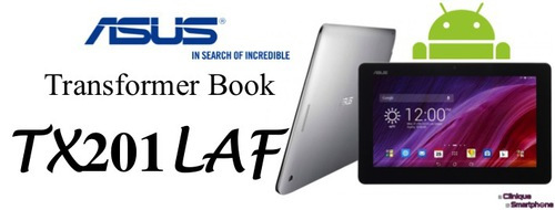 Transformer Book TX201LAF