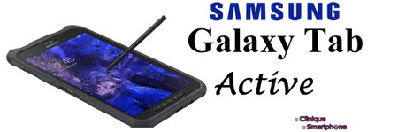 Tablette Galaxy Tab Active