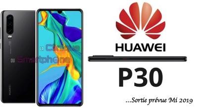 Huawei P30 / P30 Pro (Nouveauté)