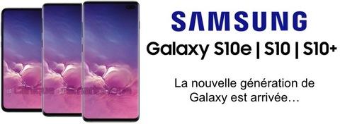 Galaxy S10e / S10 / S10+
