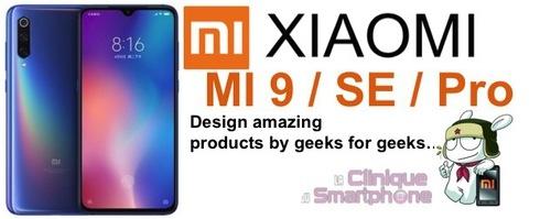 MI 9 / Pro / SE / Lite /  9T / 9T Pro