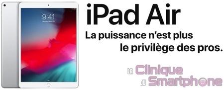 iPad Air 3 (Modèle 2019)