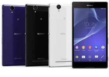 Sony Xperia T2 Ultra (XM50h)