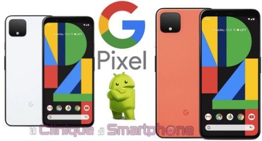 Google Pixel 4 / 4 XL / 4A