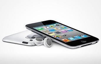 iPod touch V2-V4