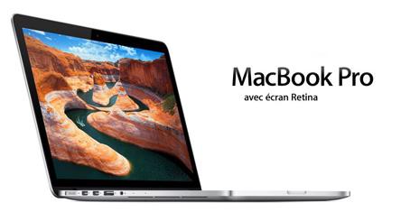 MacBook Rétina