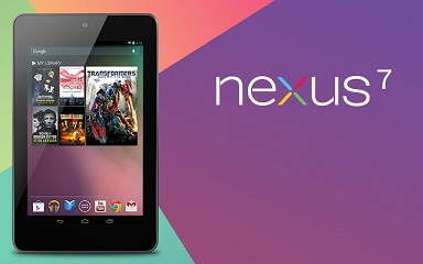 Tablette Google Nexus