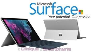 Surface Pro 7 (Nouveauté)