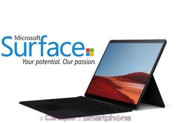 Surface Pro X (Nouveauté)