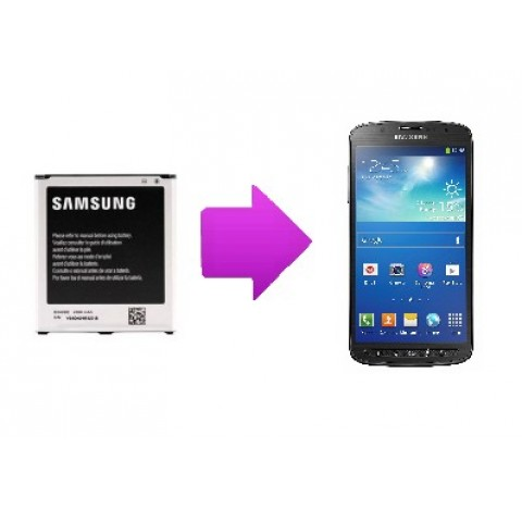 Changement batterie SAMSUNG Galaxy S4 active - I9295