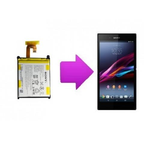 Changement batterie Sony Xperia Z2 (L50W)