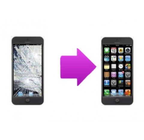 Changement LCD+Tactile iPhone 5